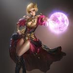 欲望女神クレアさん(UR英雄)のスキルや能力について
